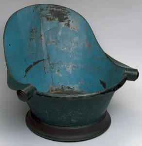 Vasca per semicupio. Fonte: Clara Barton National Historic Site